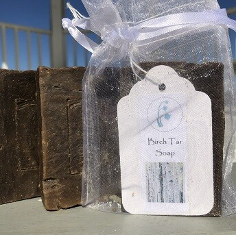 Birch Tar Soap
