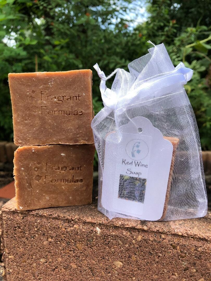 Red Wine Soap