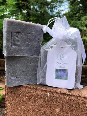 Blue Lotus Soap