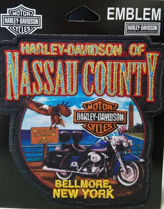 Nassau County Custom Patch