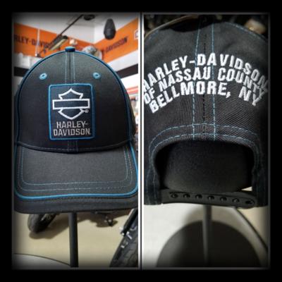 Nassau County Custom Ball Cap