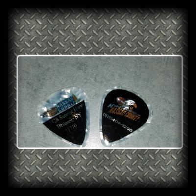 H-D of Nassau County Custom Guitar Pick