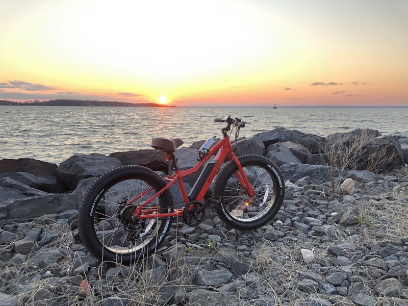  Bintelli M1 Electric Bicycle