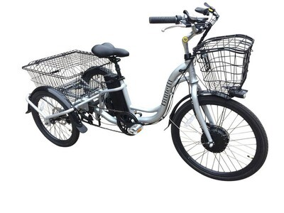 Bintelli Trio Electric Tricycle/WHITE