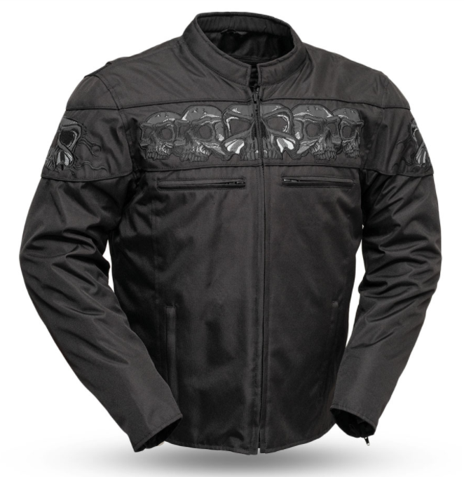 Men's IMMORTAL Textile Jacket