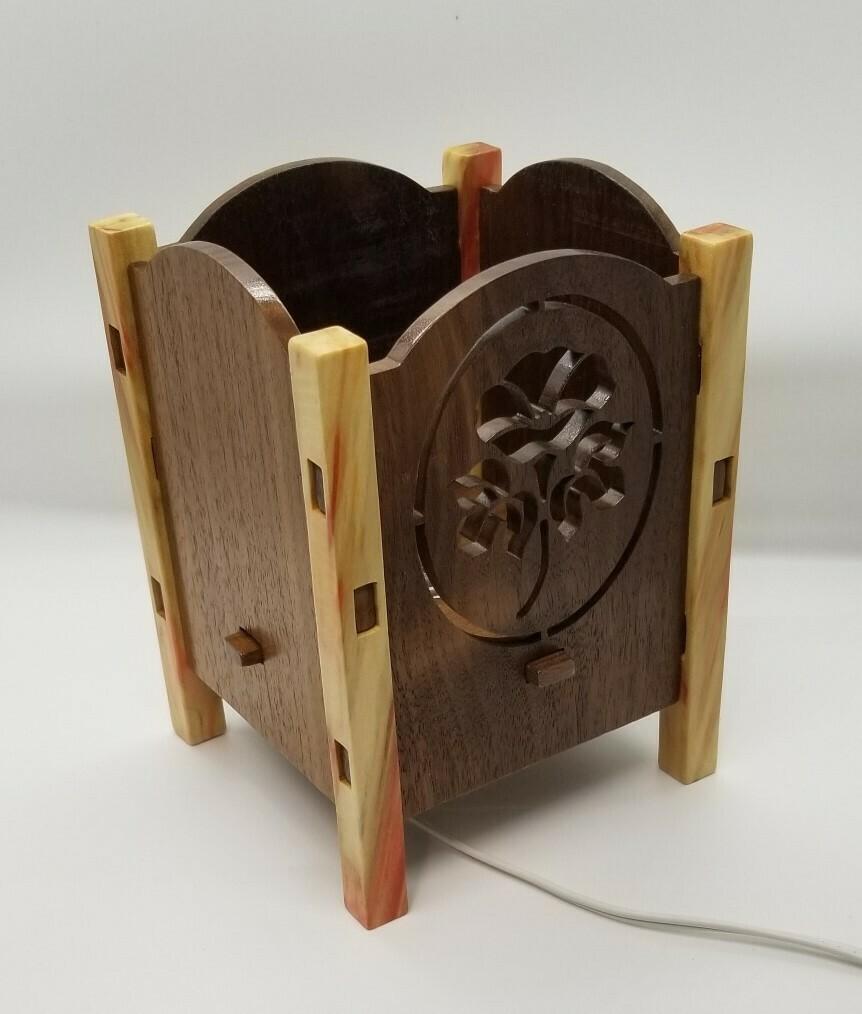 Wood Light Box