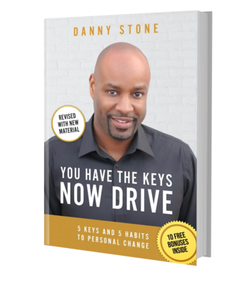 You Have The Keys, Now Drive Book - Soft Cover