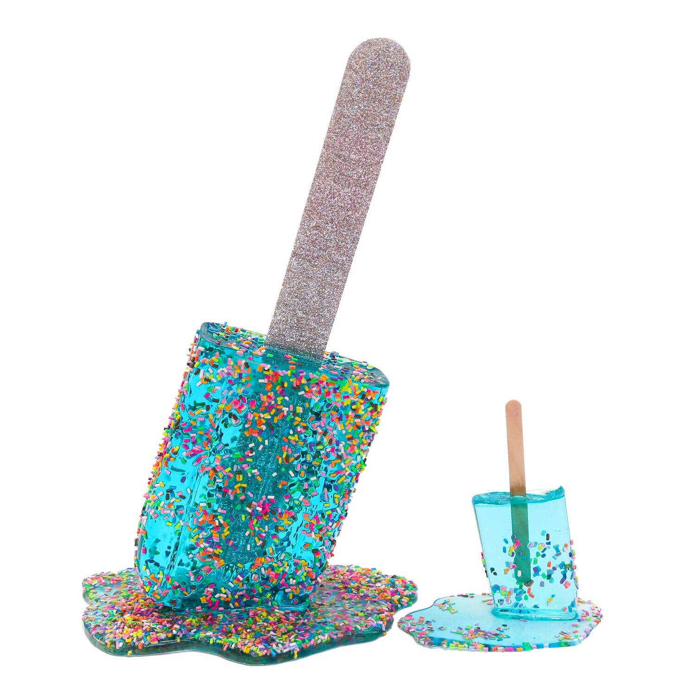 Aqua Sprinkle Pop Grande, 2020
