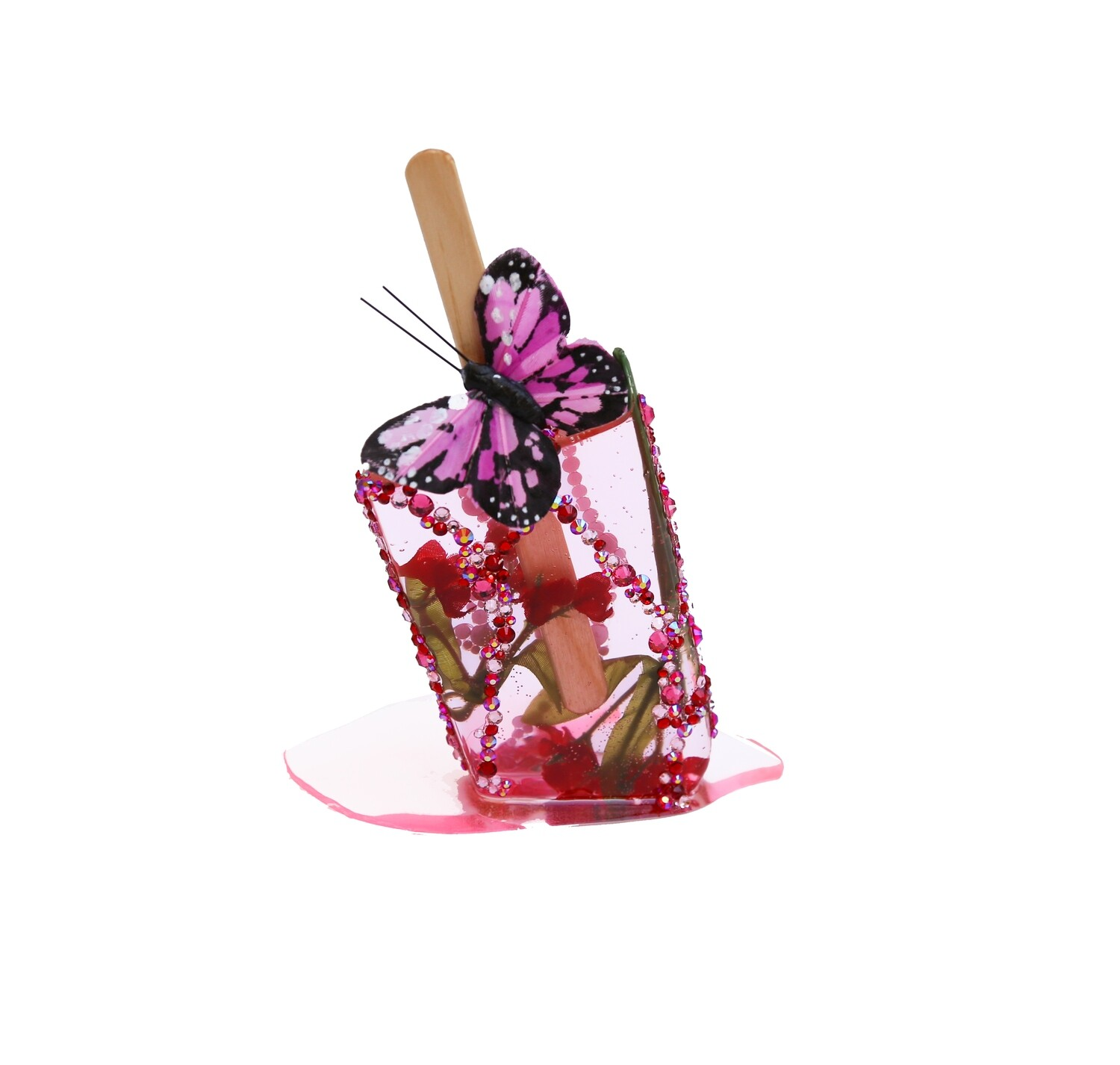 Floral Popsicle - Limited Edition 14/20, 2020