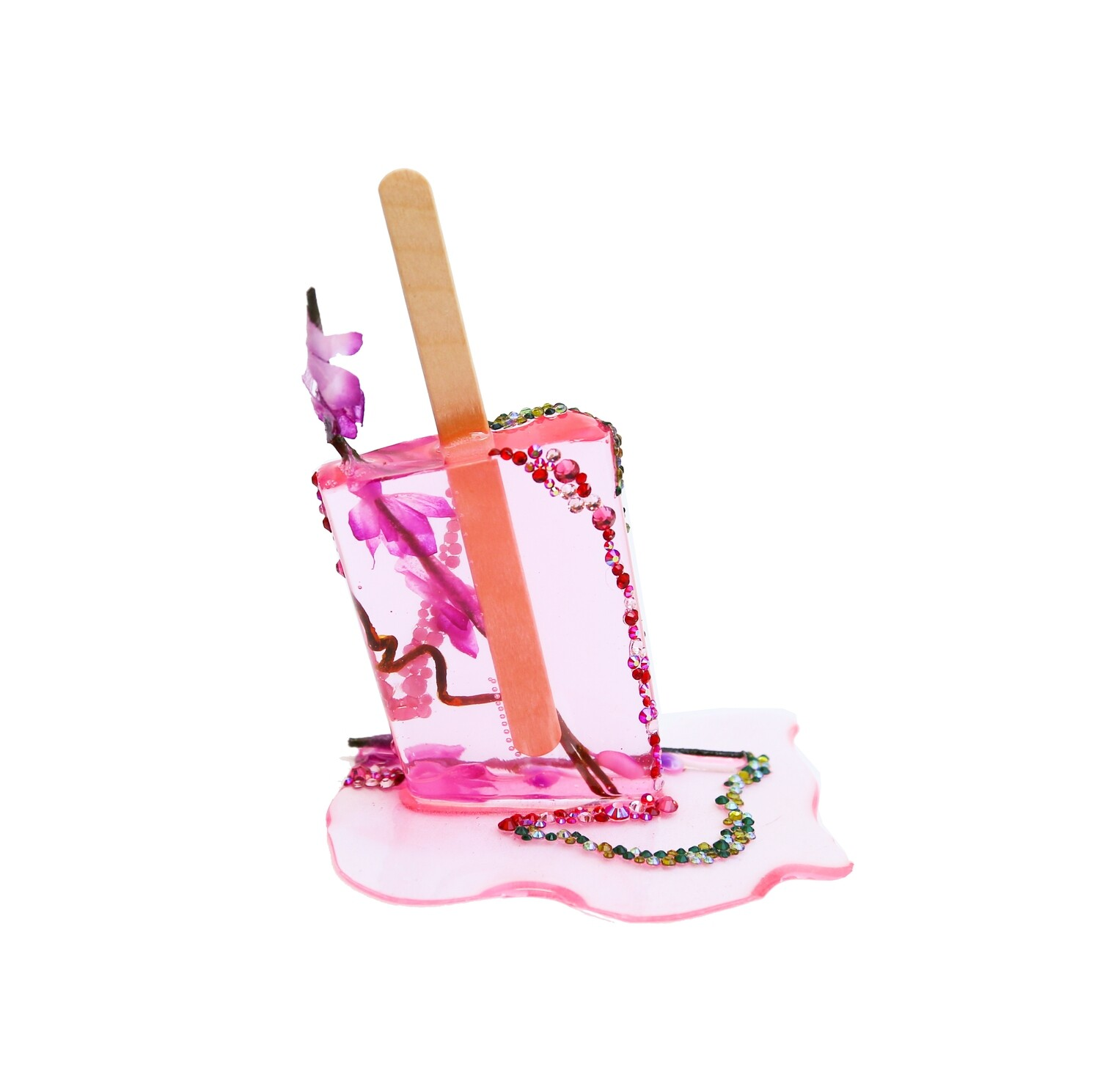 Floral Popsicle - Limited Edition 15/20, 2020
