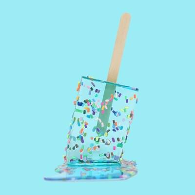 Aqua Sprinkle Pop 2, 2021