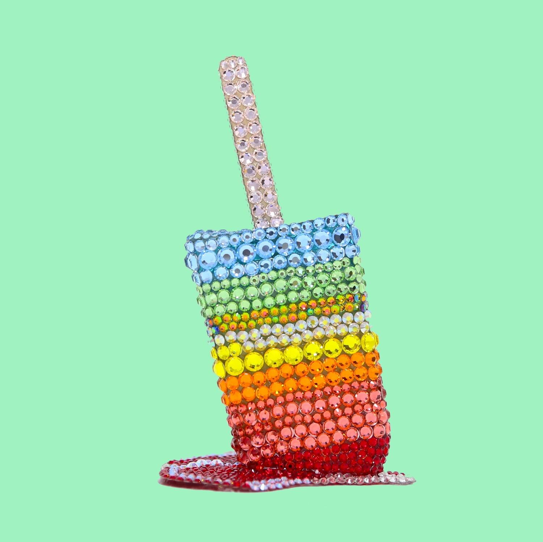 Double Rainbow Blingtastic, 2021