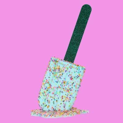 Biggest Mint Sprinkle Pop, 2021