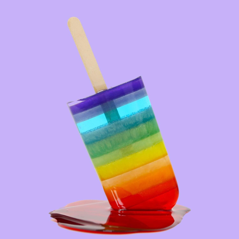 Double Rainbow Pop 4, 2021