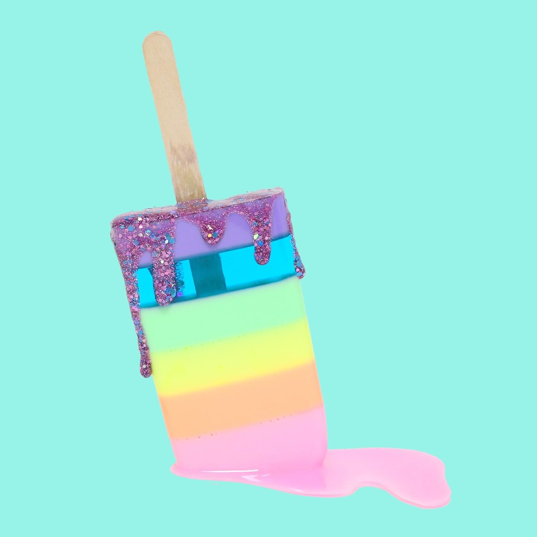 Pastel Rainbow 2, 2021