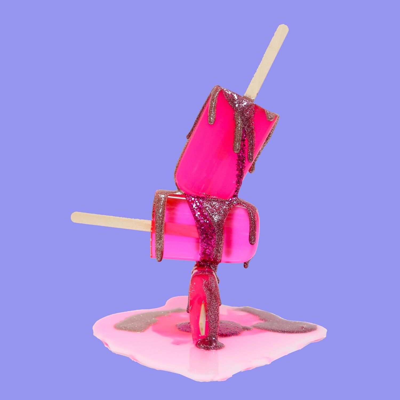 Melting Popsicle Art - Take Me Out Tonight - Original Melting Pops™