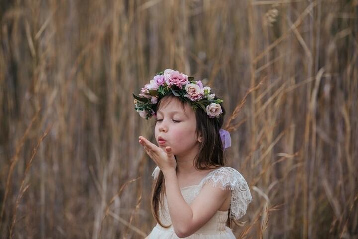 Dusk Flower Crown   PREORDER