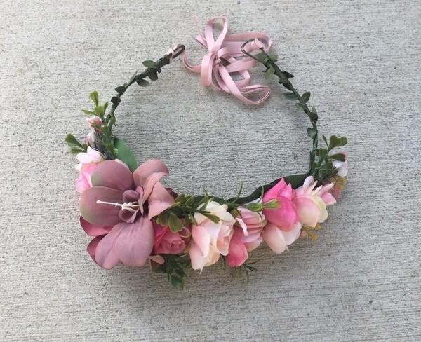 Lillie Flower Crown | PREORDER