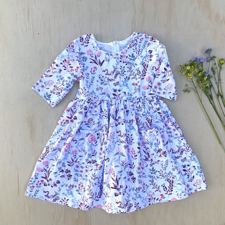 WILDFLOWER Dress | Daisie