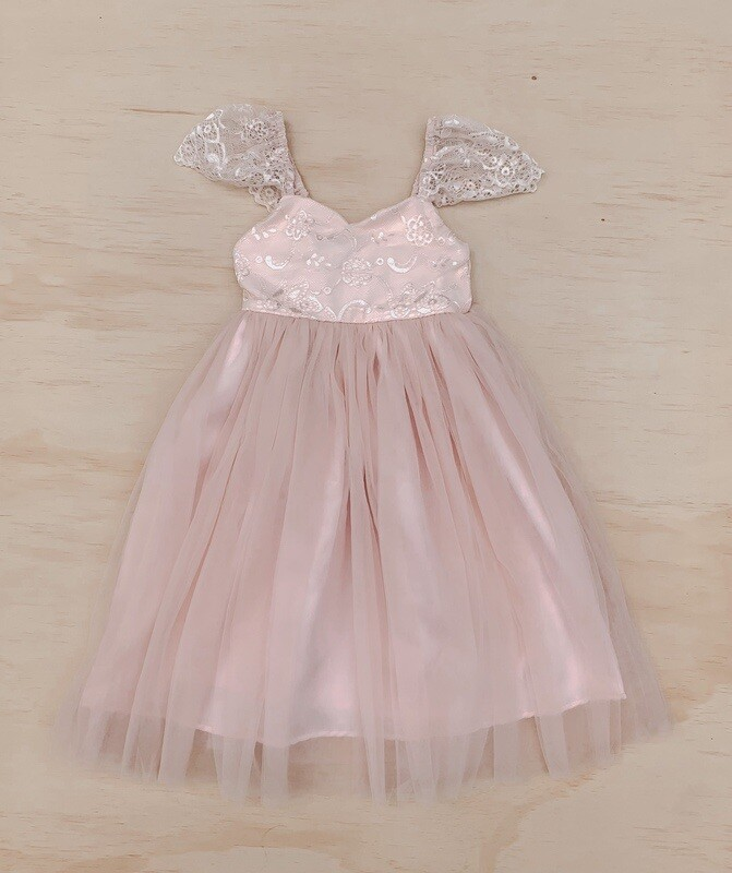 Angelika Girls Dress