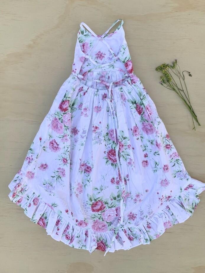 Florence Hi Low Dress | Evie