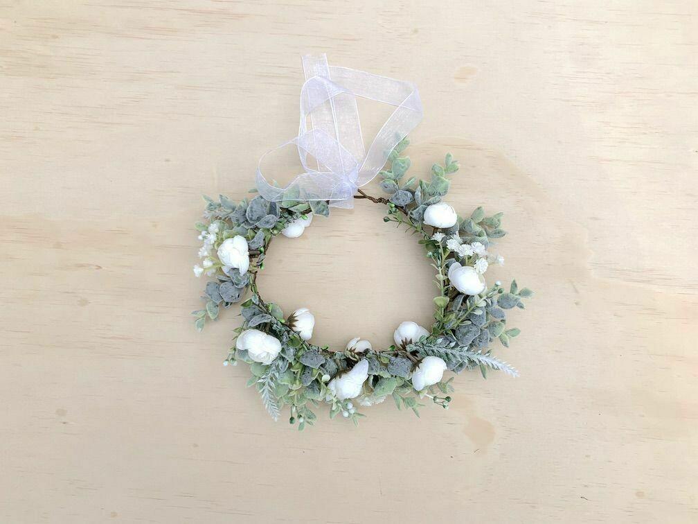 White Snow Crown