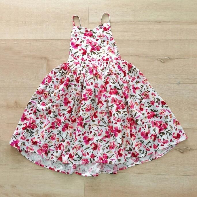 Clara Girls Christmas Dress | PREORDER
