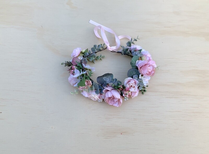 Kalina Girls Flower Crown