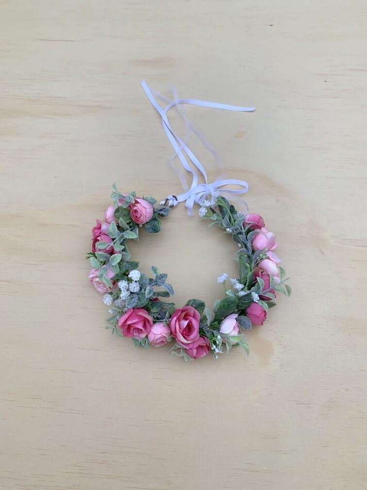 Emerson Girls Flower Crown
