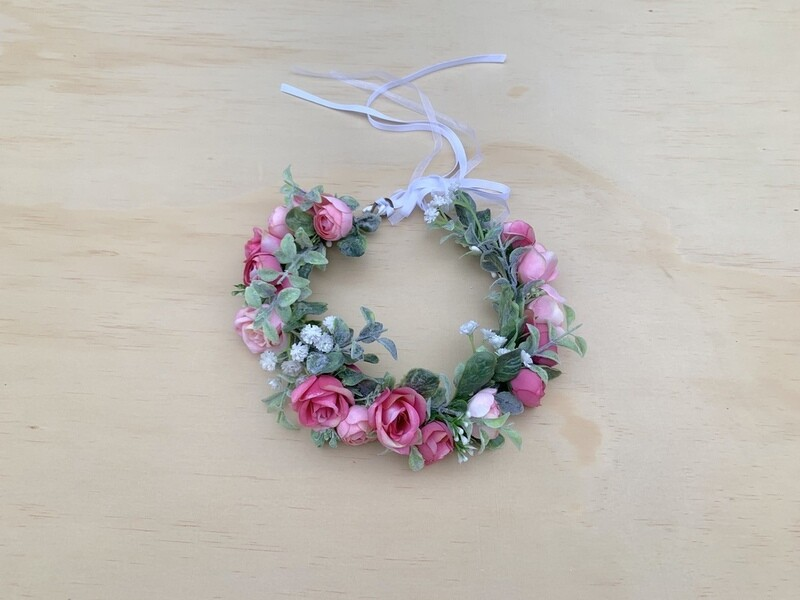 Emerson Girls Flower Crown