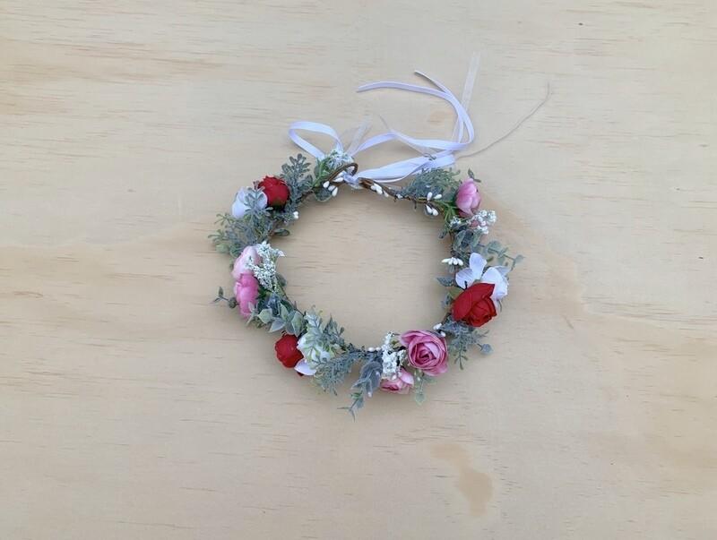 Emilia Girls Christmas Crown | PREORDER 2