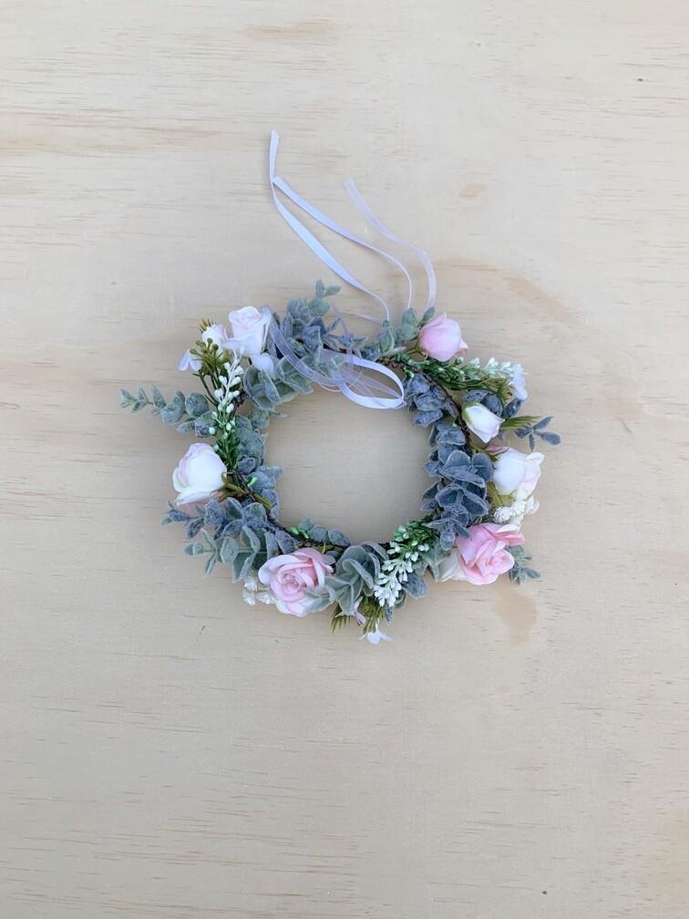 Kaia Girls Flower Crown