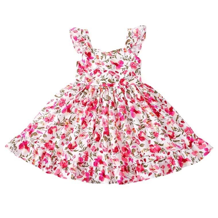 Josephine Dress | Cherry Blossom