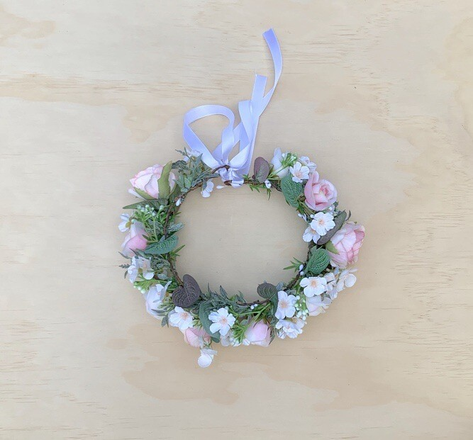 Ellory Girls Flower Crown