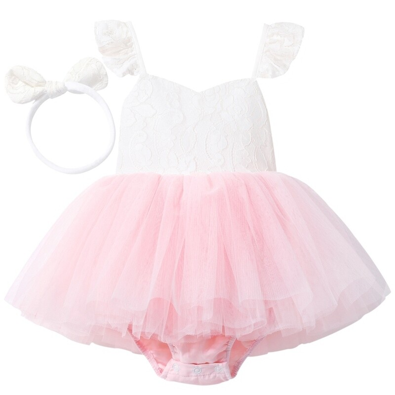 Penny Rose Baby Tutu Dress