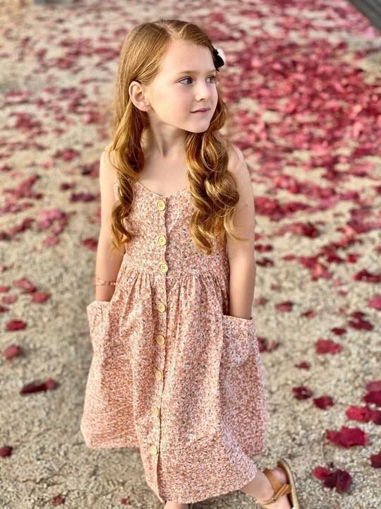 Girls Georgie Dress