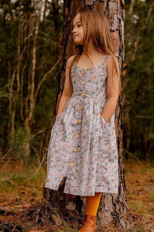 Girls Harriet Dress