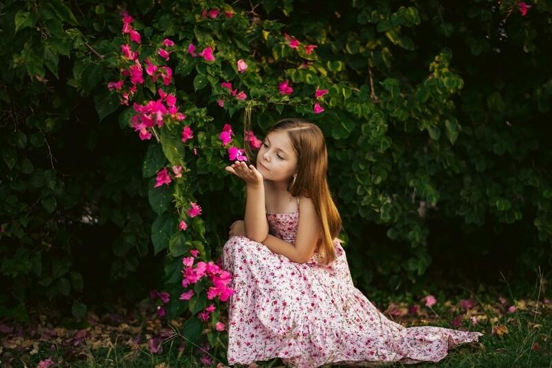 Girls Isabelle Maxi Dress