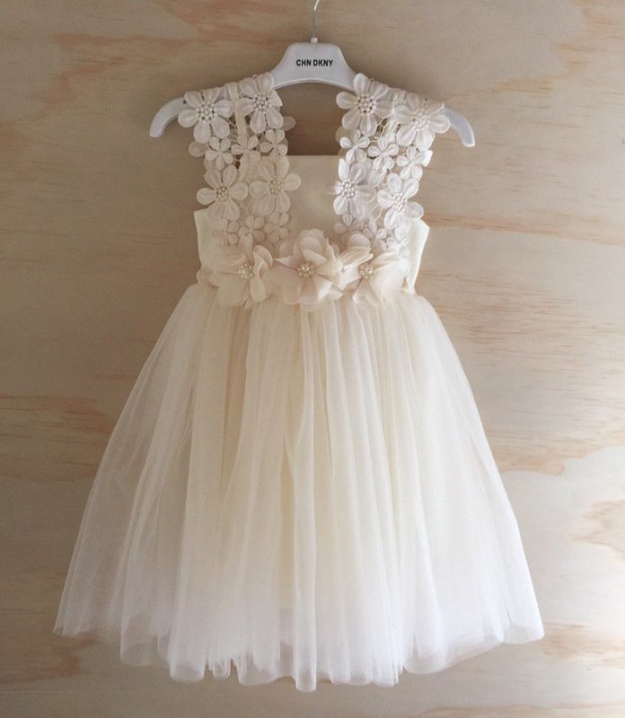 Layla Tutu Dress | Ivory