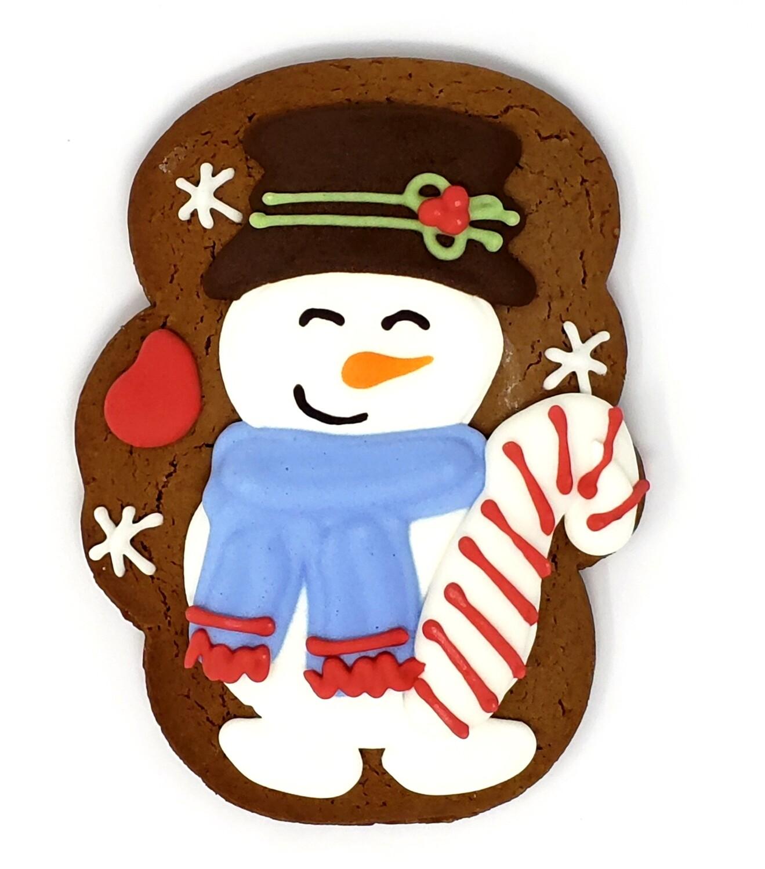 Bella Bakery - Gingerbread Snowman Cookie
