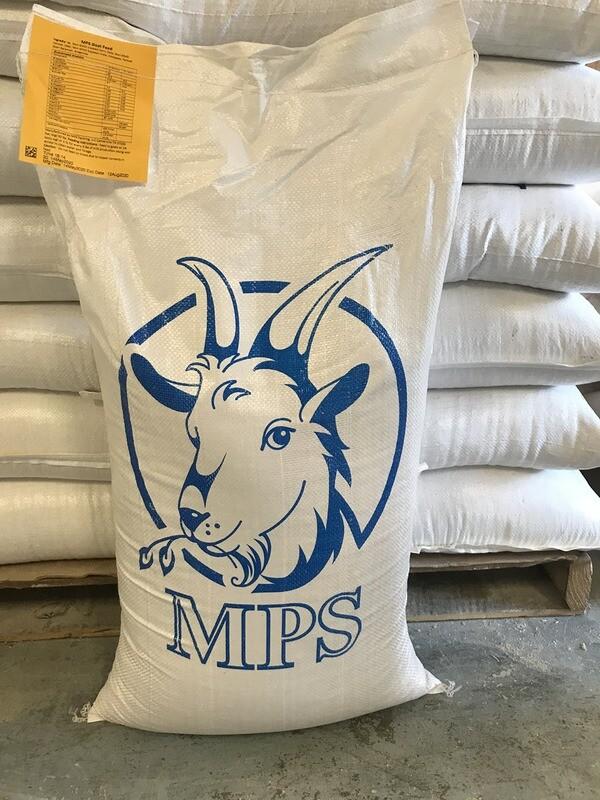 16% Non-GMO Goat Feed