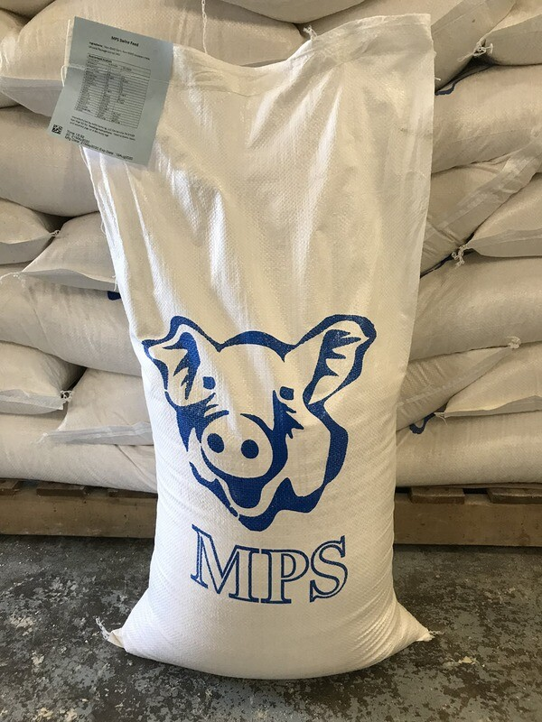 Weaned Pig Non-GMO Feed