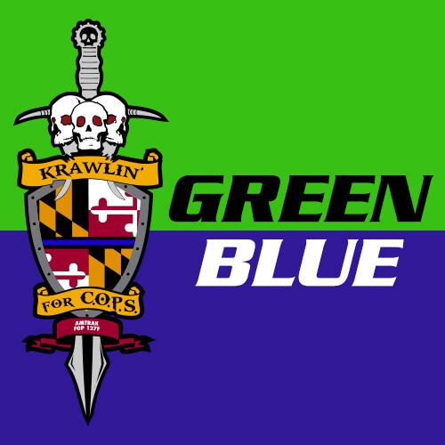 2021 Event Registration | GREEN/BLUE