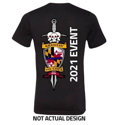 2021 Event Tshirt
