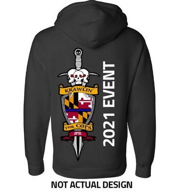 2021 Event Pullover Hoodie