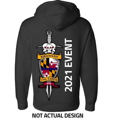 2021 Event Zip Hoodie