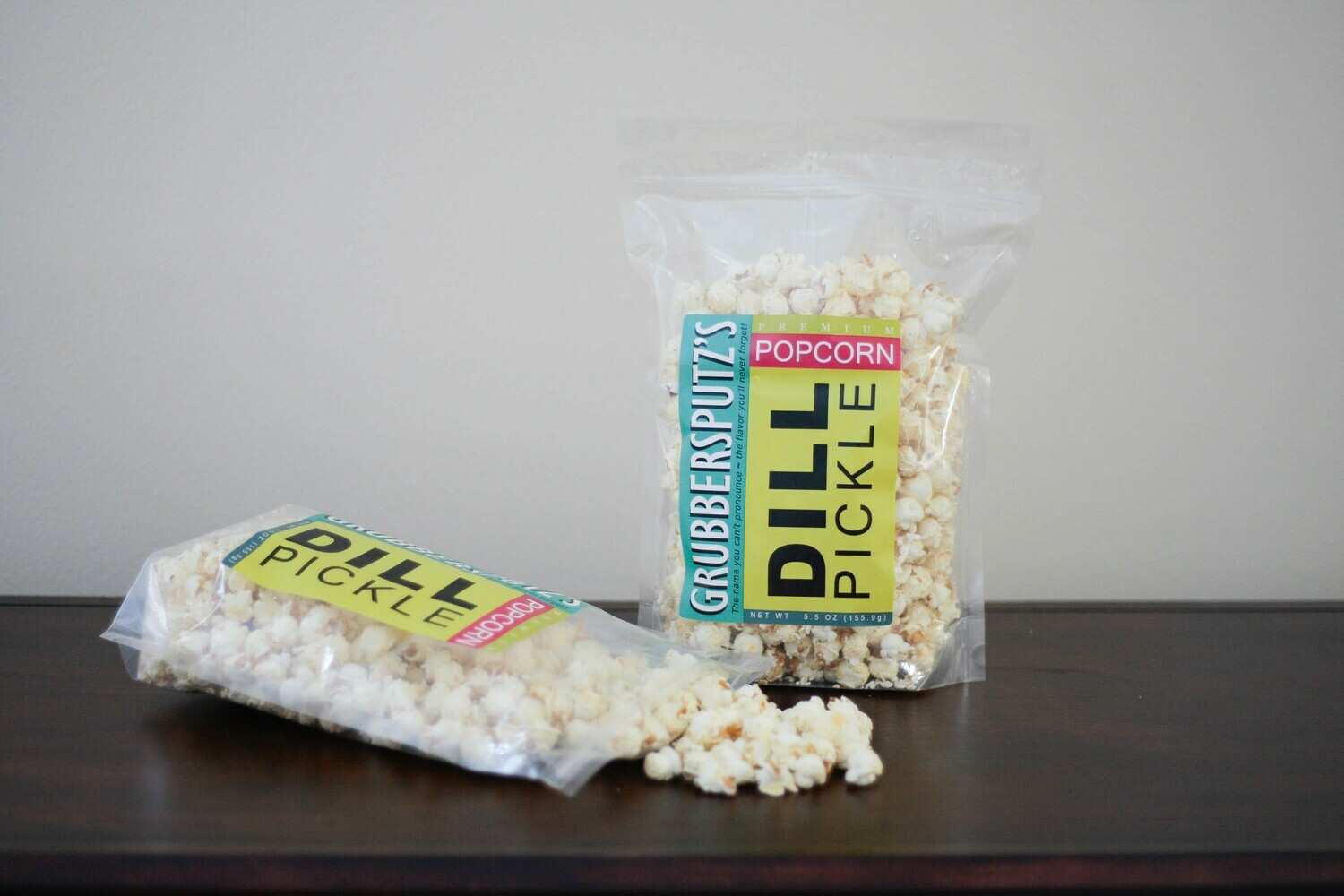 Grubbersputz's Dill Pickle Popcorn - 3 pack