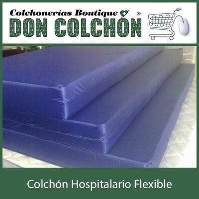 COLCHON HOSPITALARIO FLEXIBLE