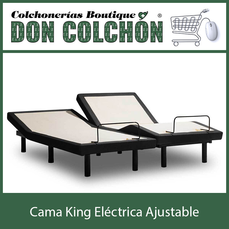 CAMA KING AJUSTABLE EASE BY SEALY