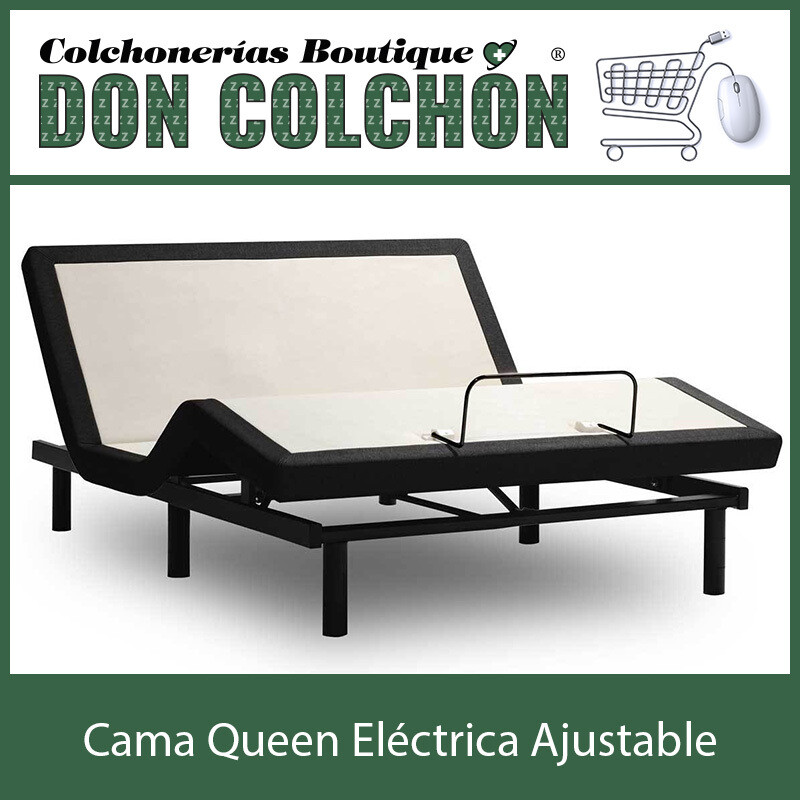 CAMA QUEEN AJUSTABLE EASE BY SEALY